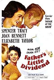 Father's Little Dividend(1951) Poster - Movie Forum, Cast, Reviews