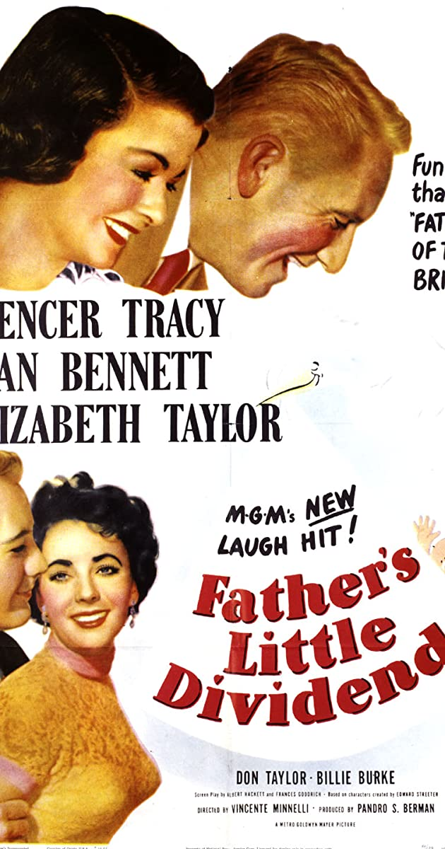Father's Little Dividend (1951) - IMDb