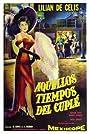Aquellos tiempos del cuplé (1958) Poster