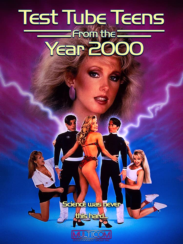 18+ Test Tube Teens from the Year 2000 (1994) English 720p HDRip 700MB
