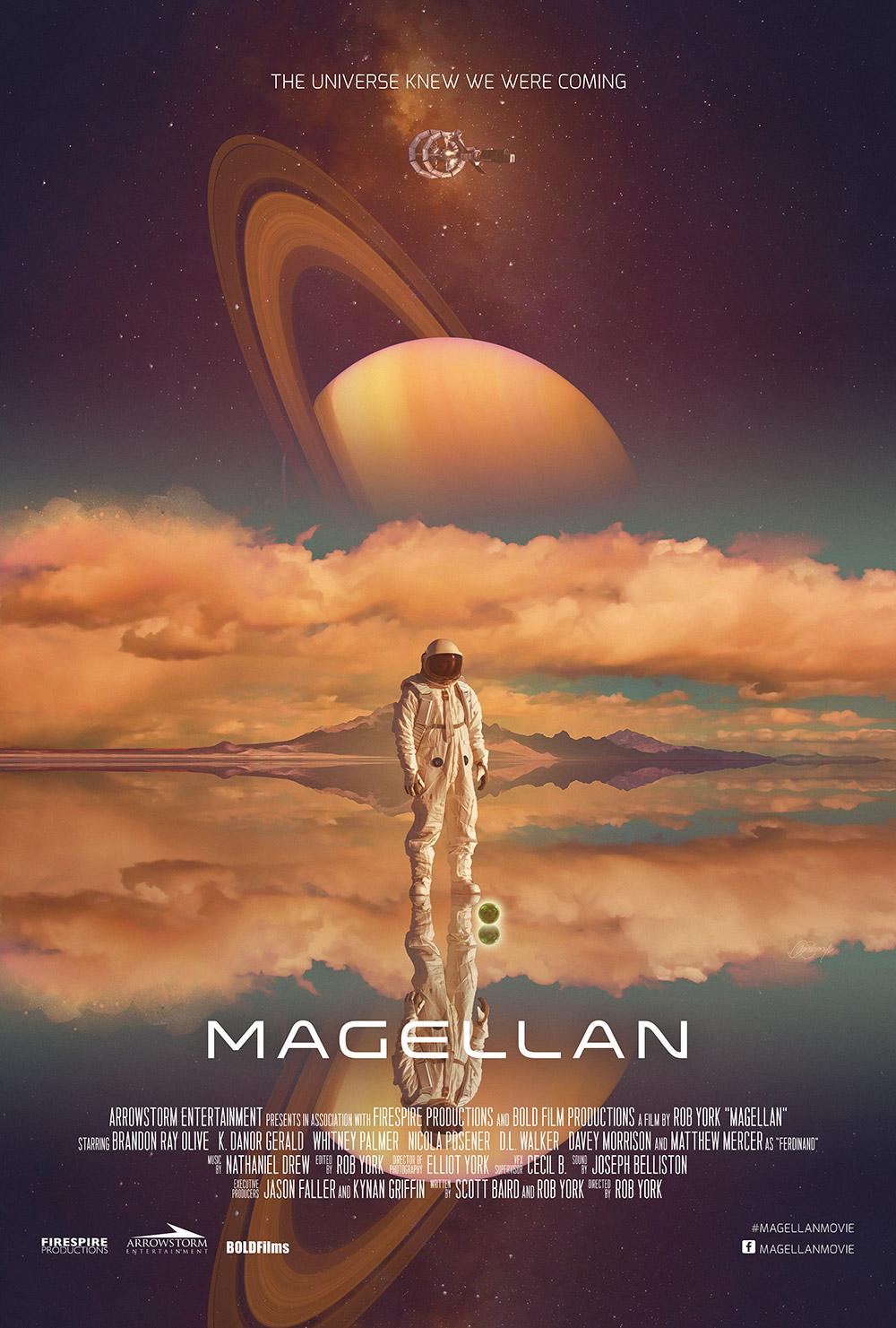 Magelanas (2017) / Magellan (2017)