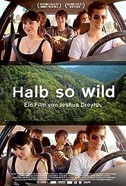 Halb so wild Poster