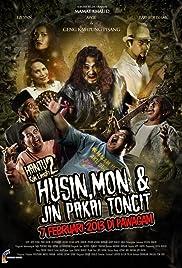 Hantu kak limah 2: Husin, Mon dan Jin Pakai Toncit Poster