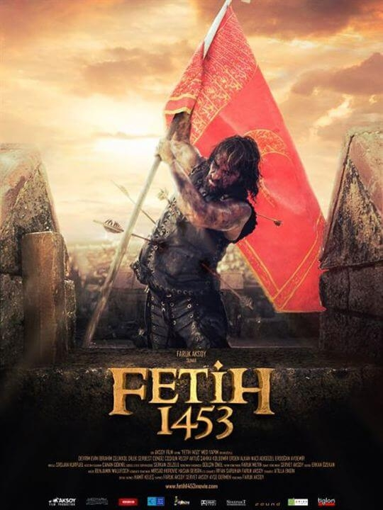 View Fetih 1453 (2012) Movie poster on SoapGate