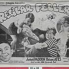 Buddy Boles, Janet Dempsey, Malcolm Hutton, Billy Lee, Henry 'Spike' Lee, Jack C. Smith, and Carl 'Alfalfa' Switzer in Reg'lar Fellers (1941)