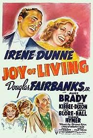 Joy of Living (1938) Poster - Movie Forum, Cast, Reviews