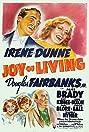 Joy of Living (1938) Poster