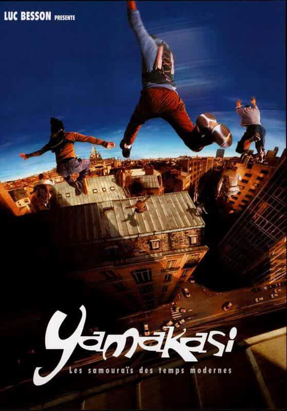 Yamakasi (2001) | 720p | Dual Audio Movie With ESubs| WEB-DL | [Hindi + French] | Watch Online | Download |