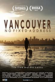 Vancouver: No Fixed Address Poster