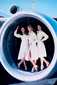 Pat Klous, Connie Sellecca, and Kathryn Witt in Flying High (1978)
