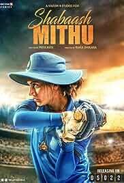 Shabaash Mithu Poster