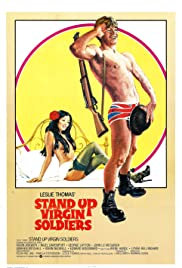 Stand Up, Virgin Soldiers (1977) Poster - Movie Forum, Cast, Reviews