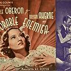 Brian Aherne and Merle Oberon in Beloved Enemy (1936)