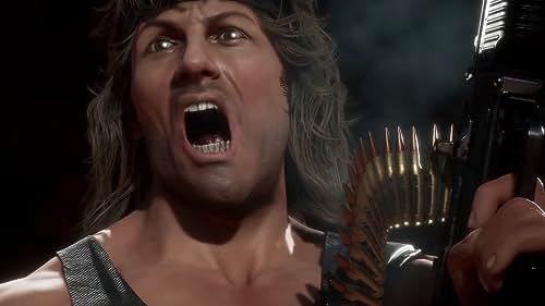 Mortal Kombat 11: Ultimate: Rambo Gameplay Trailer