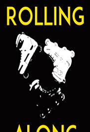 Rolling Along: An Inline Movement Poster