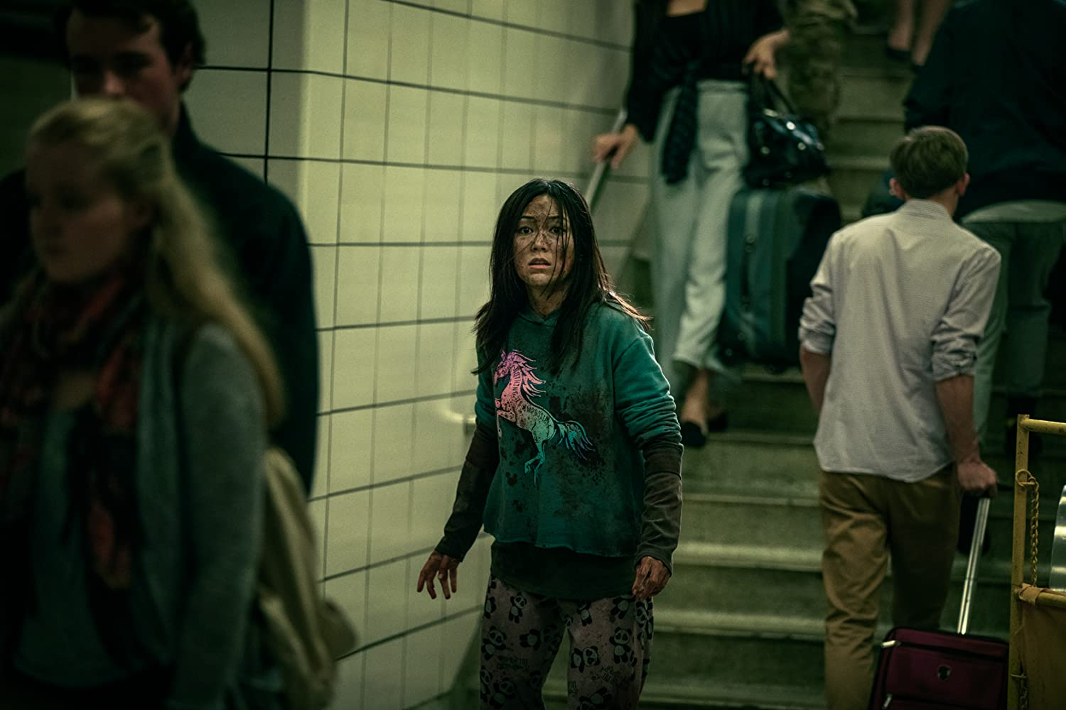 Karen Fukuhara in The Boys (2019)