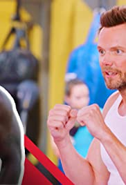 Boxing with Evander Holyfield & Joel McHale Poster