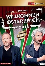 Willkommen Österreich Poster
