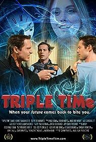 Daniel Kountz and Sarah Hester in TRIPLE TIMe (2017)
