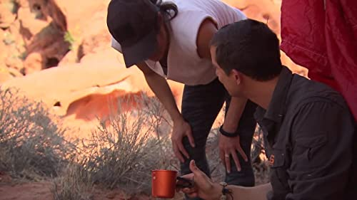 Running Wild With Bear Grylls: Mouse And Urine Stew