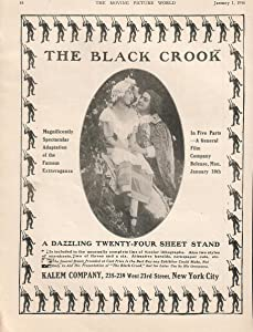 Official movie downloads The Black Crook USA [HDR]