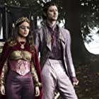 Summer Bishil and Hale Appleman in The Magicians (2015)