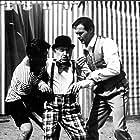 Mustafa Nadarevic and Milan Strljic in Velo misto (1980)