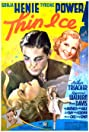 Thin Ice (1937) Poster