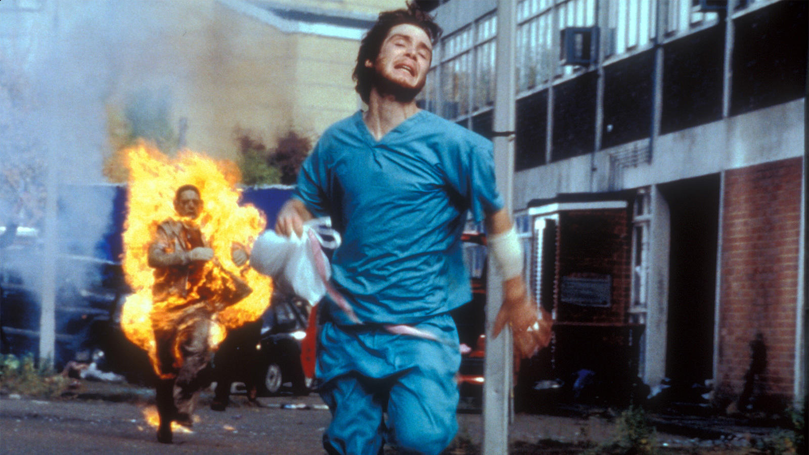 Film 28 Days Later (2002).