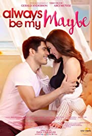 Always Be My Maybe Poster