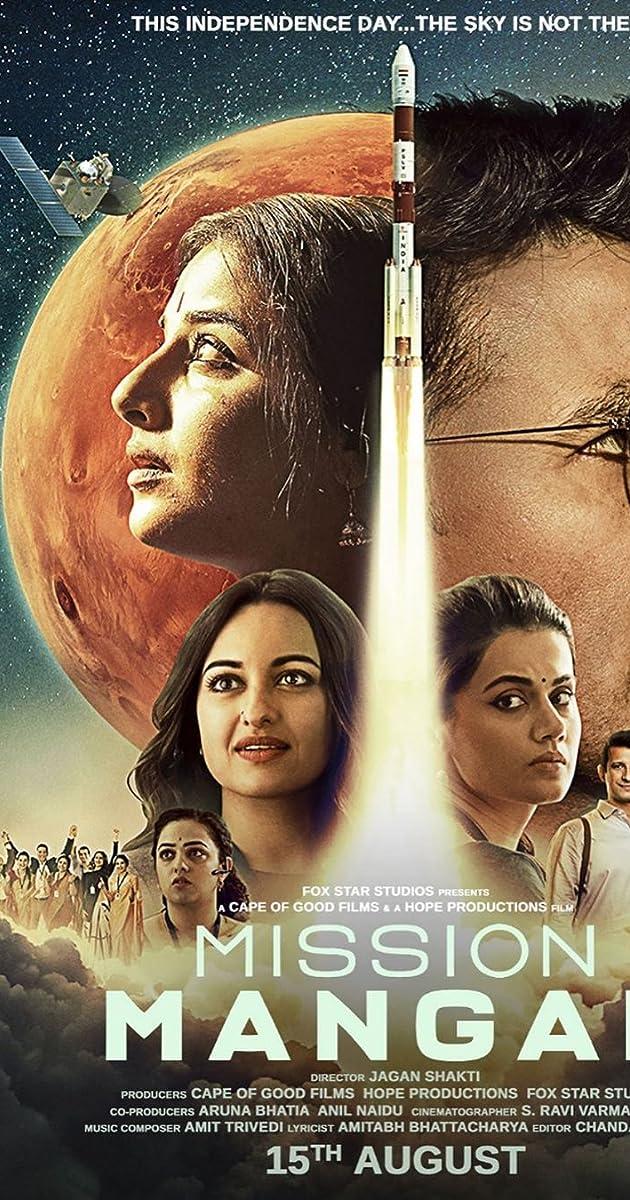 Free Download Mission Mangal Full Movie