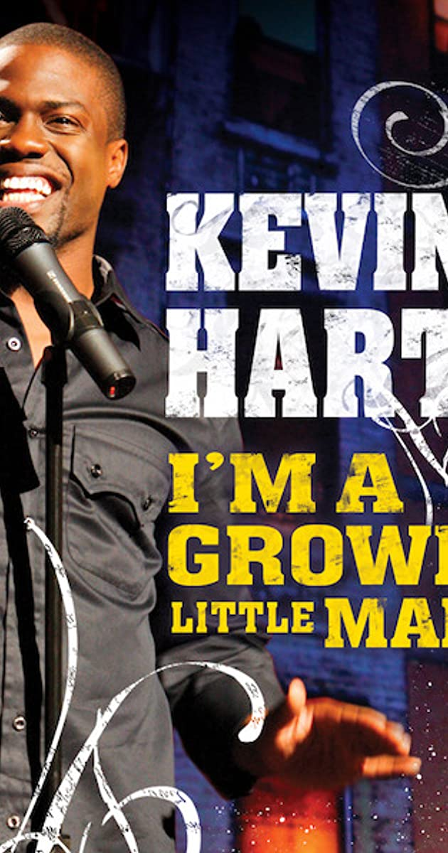 Subtitle of Kevin Hart: I'm a Grown Little Man