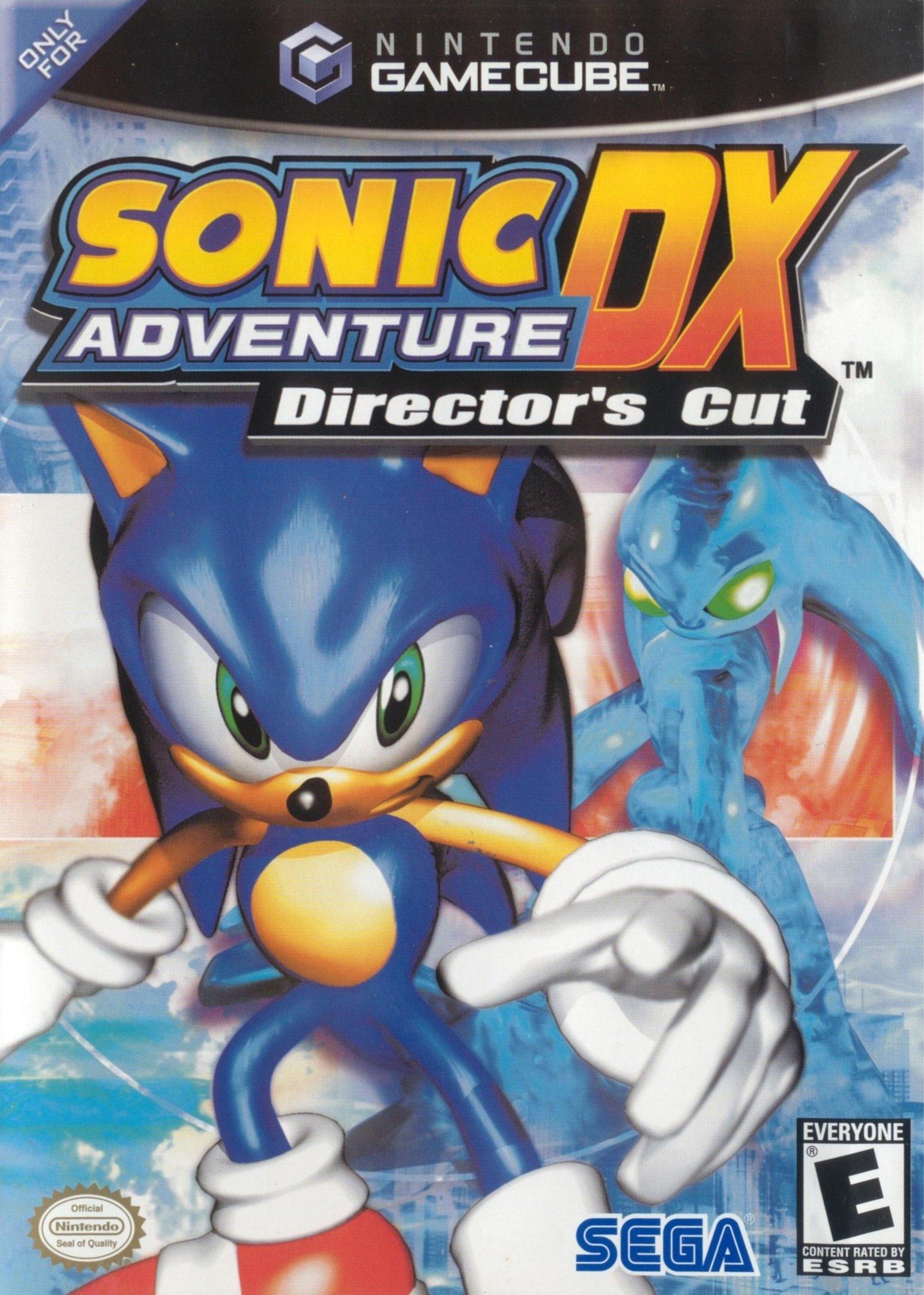 Sonic Adventure DX: Director's Cut (Video Game 2003) - IMDb