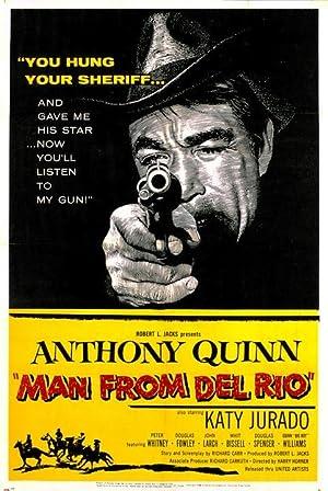 Der Mann von Del Rio (1956) • 13. August 2021 Western
