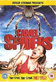 Camel Spiders (2011) Poster - Movie Forum, Cast, Reviews