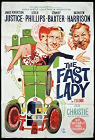 The Fast Lady Poster - Movie Forum, Cast, Reviews