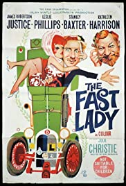 The Fast Lady (1962) Poster - Movie Forum, Cast, Reviews