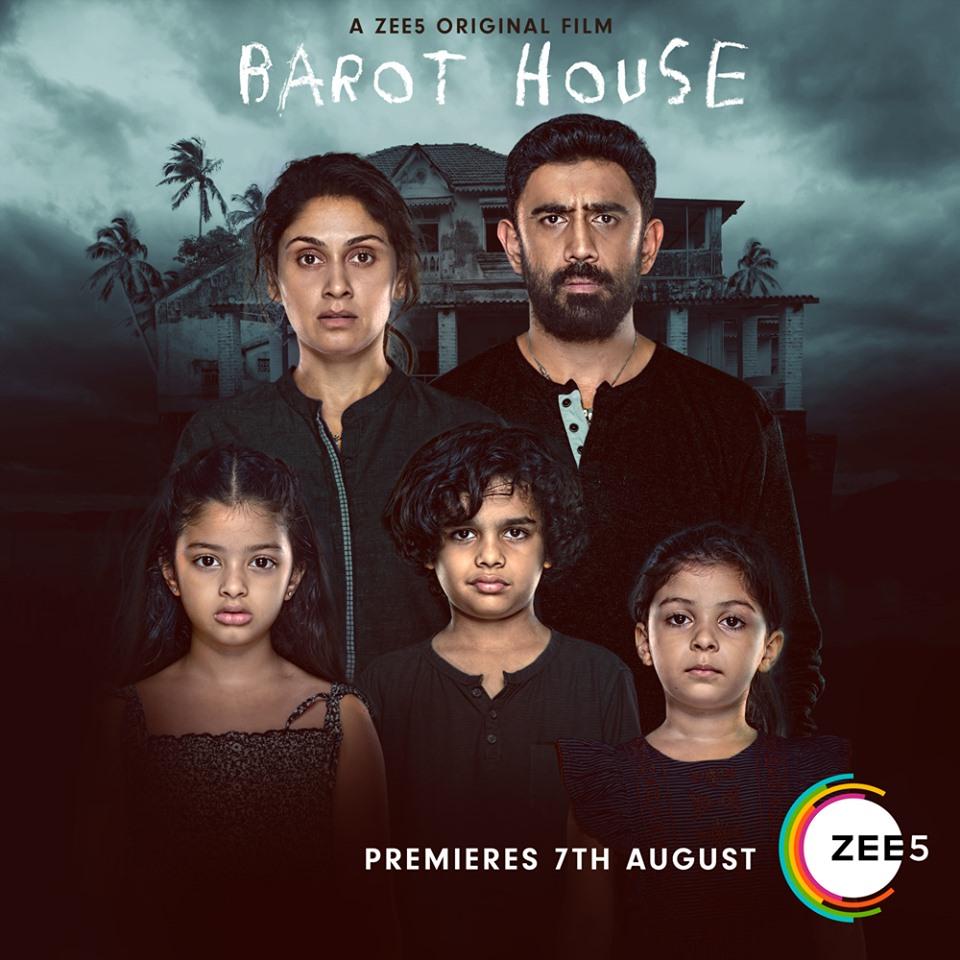 Barot House 2019 Hindi 720p WEB-DL 750MB