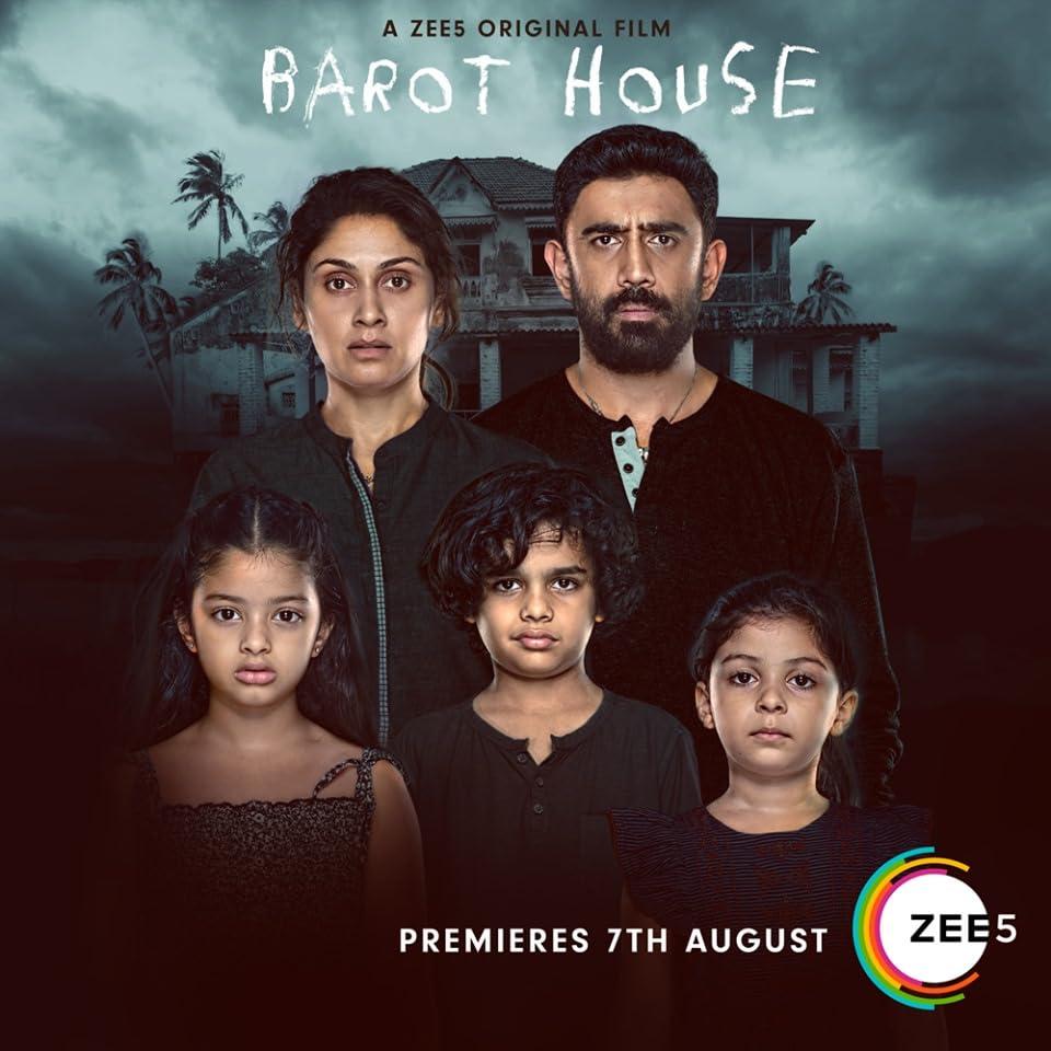 Barot House (2019) Zee5