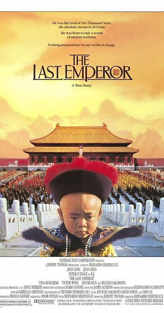 The Last Emperor (1987) - Plot Summary - IMDb