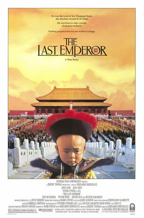The Last Emperor (1987) BluRay 480p, 720p & 1080p