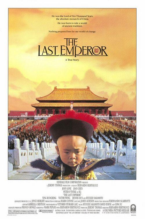 The Last Emperor (1987) BluRay 480p, 720p & 1080p