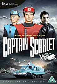 Captain Scarlet and the Mysterons Poster - TV Show Forum, Cast, Reviews