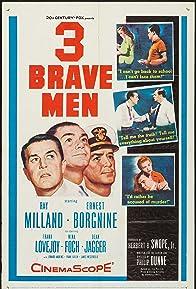 Primary photo for Three Brave Men