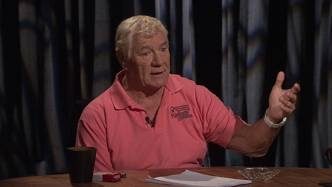 Pat Patterson in WWE Legends of Wrestling (2006)