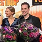 Jeroen van der Zee and Maaike Bakker in Pestkop (2017)