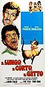 Il lungo, il corto, il gatto (1967) Poster