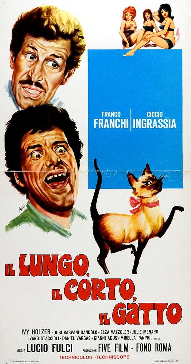 Il lungo, il corto, il gatto (1967) - IMDb