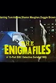 The Enigma Files Poster