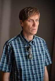 Stephen Merchant in The Barking Murders